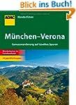 ADAC Wanderf�hrer M�nchen-Verona: Gen...