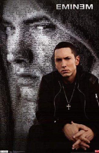 Eminem Collage Music Poster Print