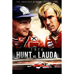 1976: Hunt vs Lauda