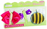 Baby Aspen Buzzin' Bloomers for Baby, 6-12 Months, Set of 3