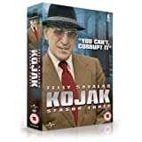 Kojak - Season 3 [DVD]by Telly Savalas