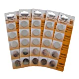 SE - Battery - CR2032, Button Cell, 25 Pc ~ SE