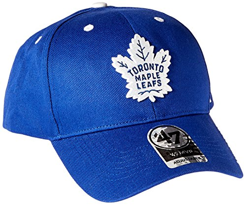 NHL Toronto Maple Leafs Frost MVP Adjustable Hat, One Size, Royal (Toronto Cap compare prices)