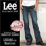 (リー)Lee 102 ブーツカット デニムパンツ アメリカンライダース LM5102-526 (28インチ)