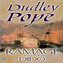 Ramage and the Dido (       UNABRIDGED) by Dudley Pope Narrated by Steven Crossley