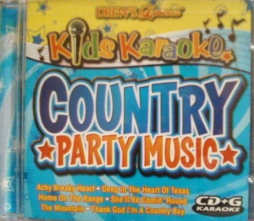 Drews-Kids-Karaoke-Country-Party-Music
