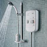 Bristan THRILL TH95W 9.5KW ELECTRIC SHOWER White Chrome MULT ENTRY RP NEWTEAM Replacement for Triton T80SI T70 Mira Zest *NEW Item!*