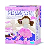 Easy-to-Do Ballerina Doll Making Kit ('Style May Vary')by Great Gizmos