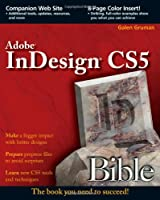 InDesign CS5 Bible Front Cover