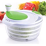 Kuuk Salad Spinner - Dry Salad, Vegetables, Fruit, Pasta