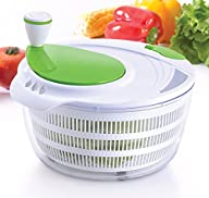 Kuuk Salad Spinner – Dry Salad, Vegetables, Fruit, Pasta