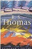 R.S. Thomas Eman Poet Lib #07 (Lafcadio Hearn Collection) (0460878115) by Thomas, R. S.