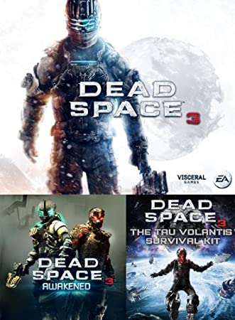Dead Space 3 Complete Pack [Online Game Code]