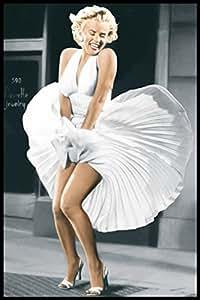Amazon Com Marilyn Monroe Skirt Blowing Up Seven Year