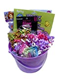 Deluxe Sofia The First (TM) Gift Basket Gift Set Kit: Big on Fun for Easter, Birthday, Graduation, Thinking of You, Get Well Gift Basket Deluxe DIY Kit