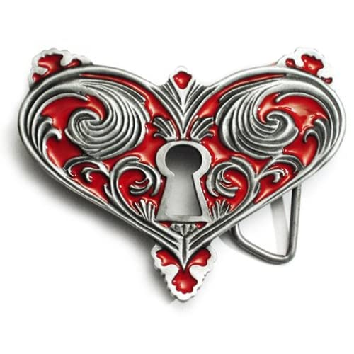 Brass Heart Lock Tattoo – Shop