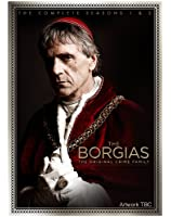 The Borgias - Season 1-2 [DVD]