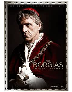 The Borgias - Season 1-2 [Import anglais]