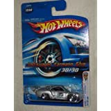 2006 First Editions -#38 Volkswagen Karmann Ghia 06 Card Collectible Collector Car Mattel Hot Wheels