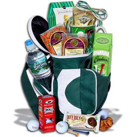 Golf Gift Basket - Hole in ONE Golf Bag™