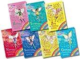 Rainbow Magic Sporty Fairies Collection - 7 Books RRP £34.93 (57: Helena the Horseriding Fairy; 58: Francesca the Football Fairy; 59: Zoe the Skating Fairy; 60: Naomi the Netball Fairy; 61: Samantha the Swimming Fairy; 62: Alice the Tennis Fairy; 63: G