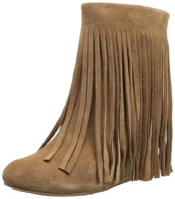 Koolaburra Women's Zarin Boot,Chestnut,5 M US
