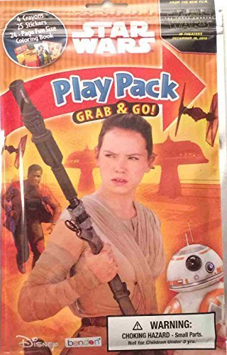 Star Wars Play Pack Under Attack Grab and Go