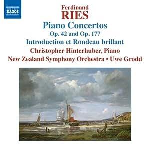 Ferdinand Ries : Concertos pour piano, volume 5
