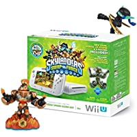 Nintendo Wii U 8GB Basic Skylanders SWAP Force Bundle