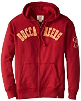 NFL Tampa Bay Buccaneers Men's Striker Full Zip Jacket by Twins Enterprise/47 Brand