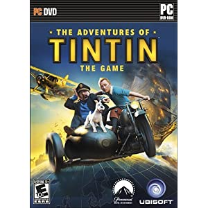 51vjJOjNWiL. AA300  Download The Adventures Of Tintin 2011   Jogo PC