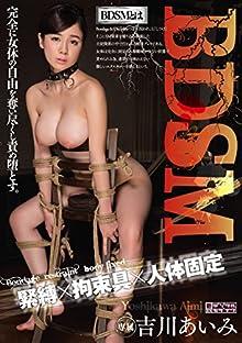 BDSM 緊縛×拘束具×人体固定 吉川あいみ ムーディーズ [DVD]