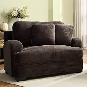 Amazon.com - Homelegance Craine Oversized Chair in ...