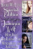 Books We Love Special Edition - Jamieson Wolf
