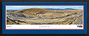 NASCAR Tracks - Sonoma Raceway Aerial - Framed Poster Print by Laminated Visuals
