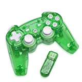 PDP Rock Candy Wireless Controller, Green - PlayStation 3