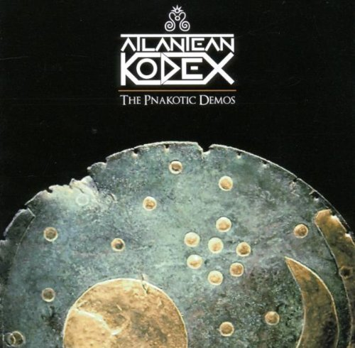 The Pnakotic Demos by Atlantean Kodex (2010) Audio CD