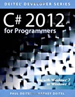 C# 2012 for Programmers, 5th Edition Front Cover