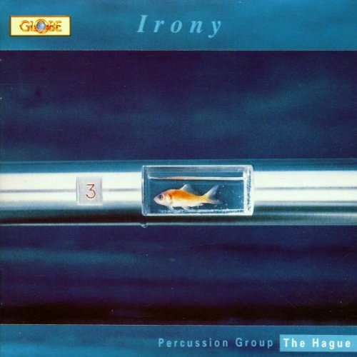 Irony (Oeuvres Pour Percussions Metalliques De Cage)