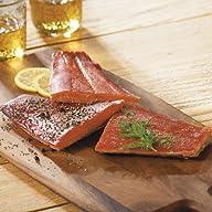 Wild Alaskan Salmon Trio – Gift Baske…