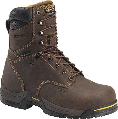 Carolina Boots: Men's CA8521 Composite Toe Waterproof Insulated Boots