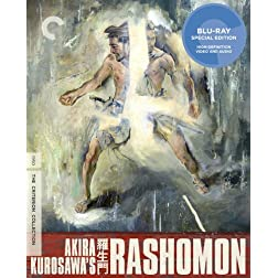 Rashomon (Criterion Collection) [Blu-ray]