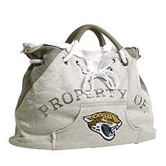 Jacksonville Jaguars Property of Hoody Tote by Pro Fan Ity