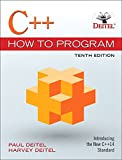 img - for C++ How to Program (10th Edition) book / textbook / text book