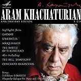 Khachaturian: Anniversary Edit