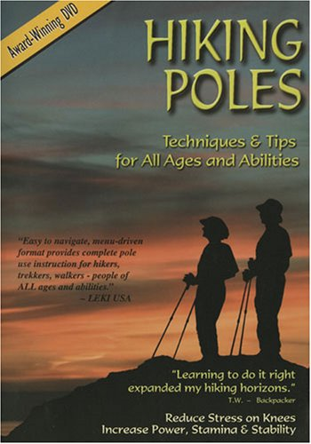 Hiking POLES DVD