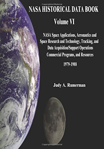 Nasa Historical Data Book: Volume Vi: Nasa Space Applications, Aeronautics And Space Research And Technology, Tracking And Data Acquisitions/Support ... Resources 1979-1988 (The Nasa History Series)