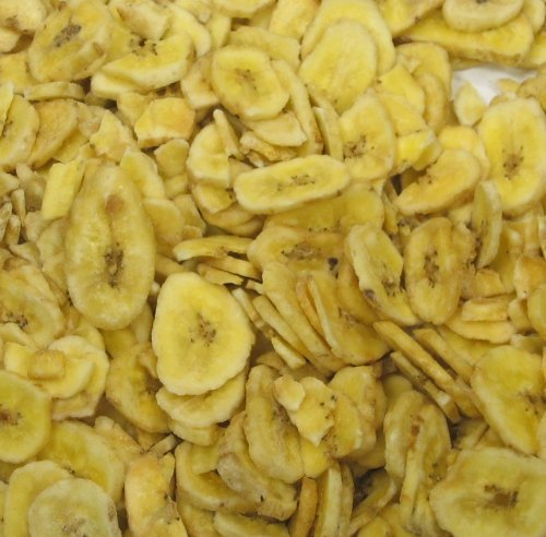 Image of Unsweetened Banana Chips - 13 lbs. (B007L430W8)