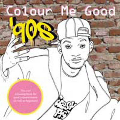 90's Coloring Book!