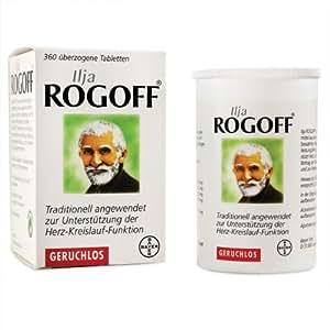 Ilja Rogoff Garlic Pills 360 tablets by Ilja Rogoff
